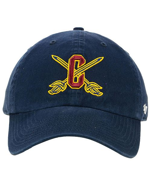 650f3141c6f 47 Brand Cleveland Cavaliers Mash Up CLEAN UP Cap - Sports Fan Shop ...