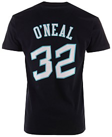 Mitchell & Ness Men's Shaquille O'Neal NBA All Star 1996 Name & Number Traditional T-Shirt