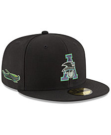 New Era Tampa Bay Rays League Front 59FIFTY FITTED Cap