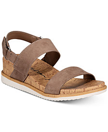 American Rag Dalary Platform Wedge Sandals, Created For Macy's