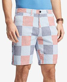 "Tommy Hilfiger Men's Boston Seersucker 9"" Shorts"