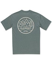 Element Men's Cones Logo T-Shirt