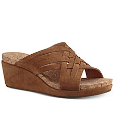 UGG® Women's Lilah Wedge Sandals