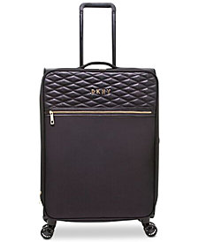 "DKNY Quilted Softside 25"" Upright"