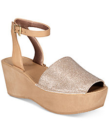 Kenneth Cole Reaction Women's Dine With Me Wedge Sandals