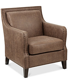 Shasta Accent Chair, Quick Ship