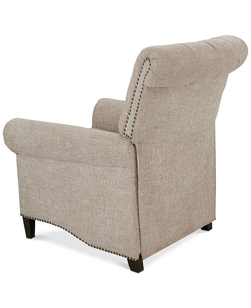 Terrific Eleanor Recliner Chair Quick Ship Dailytribune Chair Design For Home Dailytribuneorg