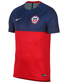 Nike Men's Dry Chile Squad Graphic Soccer Shirt