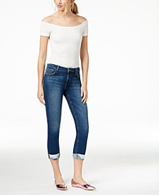 Joe's The Icon Crop Cuffed Jeans