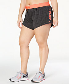 Nike Plus Size Dry Training Shorts