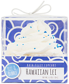 Fizz & Bubble Hawaiian Lei Bath Fizzy Cupcake
