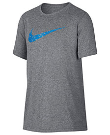 Nike Big Boys Logo-Print T-Shirt
