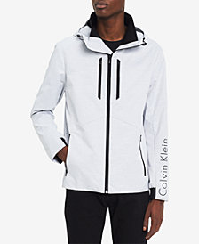 Calvin Klein Men's Zip-Front Jacket