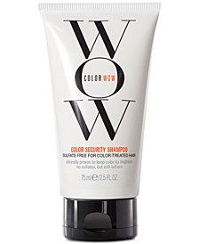 Color Security Shampoo, 2.5-oz., from PUREBEAUTY Salon & Spa