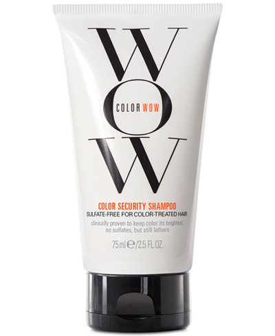 COLOR WOW Color Security Shampoo, 2.5-oz., from PUREBEAUTY Salon & Spa