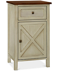 Channe Side Table, Quick Ship