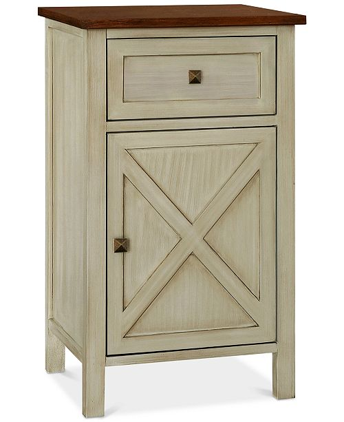 Gallerie Decor Channe Side Table