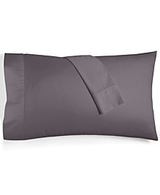 Sleep Cool Standard Pillowcase Set, 400 Thread Count Cotton TENCEL®, Created for Macy's