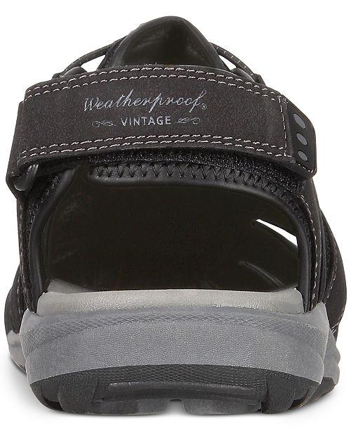 d583dbaf2 Weatherproof Vintage Men s Tampa Closed-Toe Sandals   Reviews - All ...