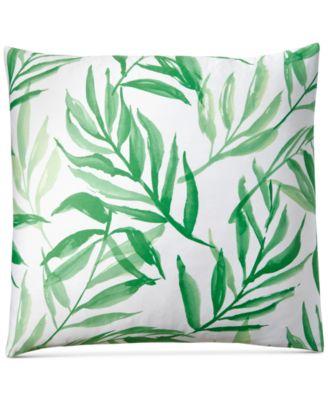 Palm European Sham, Created for Macy's