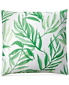 CLOSEOUT! Palm European Sham, Created for Macy's