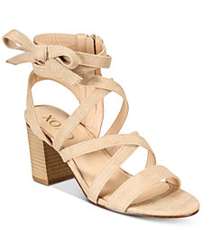 XOXO Emosa Dress Sandals