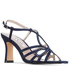 Nina Amabel Evening Sandals