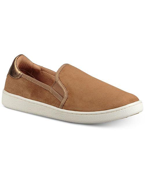 a5488cdba6 UGG® Women s Cas Sneakers - Sneakers - Shoes - Macy s