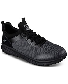 Men's Work Relaxed Fit: Wishaw SR Work Sneakers from Finish Line