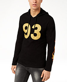 I.N.C. Men's Graphic-Print Hoodie, Created for Macy's