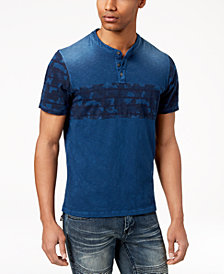 I.N.C. Men's Colorblocked T-shirt, Created for Macy's