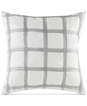 InkIvy Gregory 20 Square Embroidered Decorative Pillow