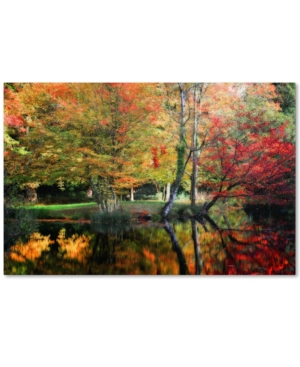 Philippe Sainte-Laudy Ill Be There 30 x 47 Canvas Wall Art