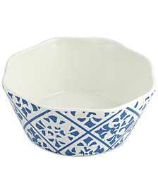 "CLOSEOUT! Thirstystone 8.5"" Ceramic Bowl"