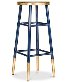 Leeber Bar Stool, Quick Ship