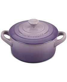Le Creuset Signature Enameled Cast Iron 1-Qt. Round French Oven