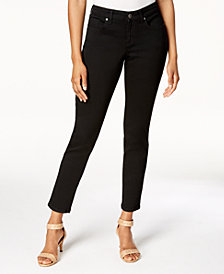Style & Co Petite Skinny Ankle Jeans, Created for Macy's