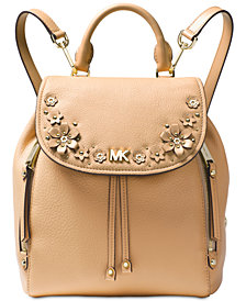 MICHAEL Michael Kors Evie Small Flower Garden Backpack