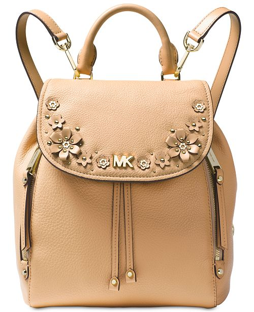 f8bb12c1dafb Michael Kors Evie Small Flower Garden Backpack & Reviews ...