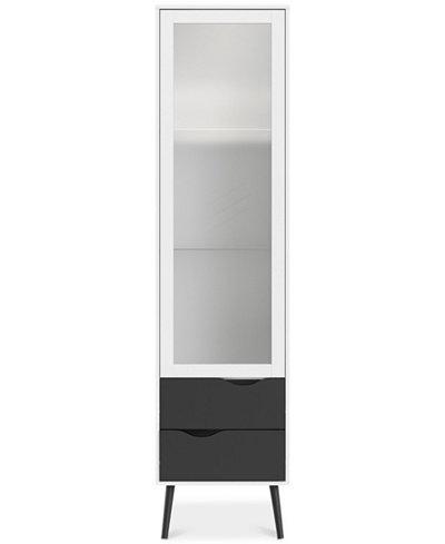 Sorena 2-Drawer Cabinet, Quick Ship