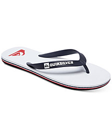 Quiksilver Men's Molokai Logo Sandals