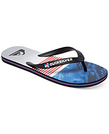 Quiksilver Men's Molokai Highline Division Sandals