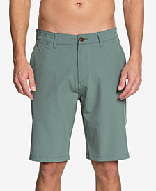 "Quiksilver Men's Union Amphibian Water-Repellent 21"" Shorts"