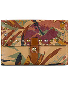 Patricia Nash Palm Leaves Colli Wallet