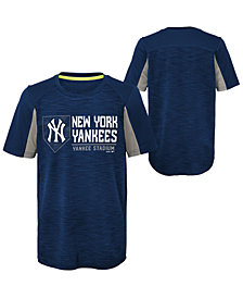 Outerstuff New York Yankees Achievement T-Shirt, Big Boys (8-20)