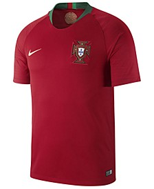 Men's Portugal National Team Home Stadium Jersey