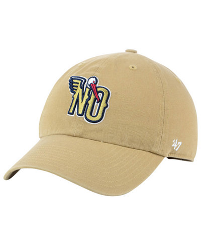 '47 Brand New Orleans Pelicans Mash Up CLEAN UP Cap