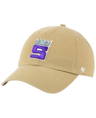 '47 Brand Sacramento Kings Mash Up CLEAN UP Cap