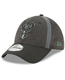 New Era Milwaukee Bucks Reflect Tech 39THIRTY Cap