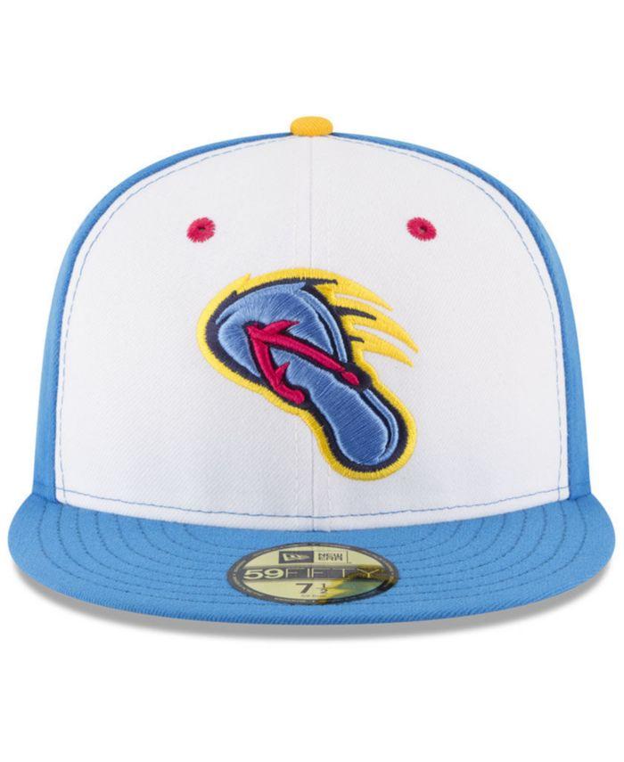 New Era San Antonio Missions AC 59FIFTY FITTED Cap & Reviews - Sports Fan Shop By Lids - Men - Macy's